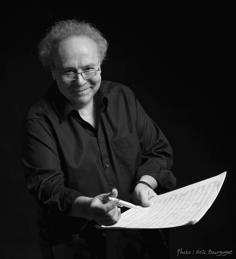 A great jazz pianist Claude Terranova